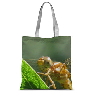 Dragonfly. Sublimation Tote Bag - Art Beauty Fashion