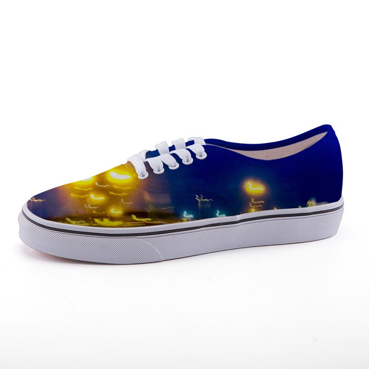 Urban - Fashion - Low-top fashion canvas designer shoes - Artphotography - NEW