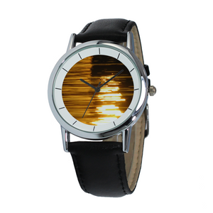Golden Luxury Designer Watch - Art Beauty Fashion