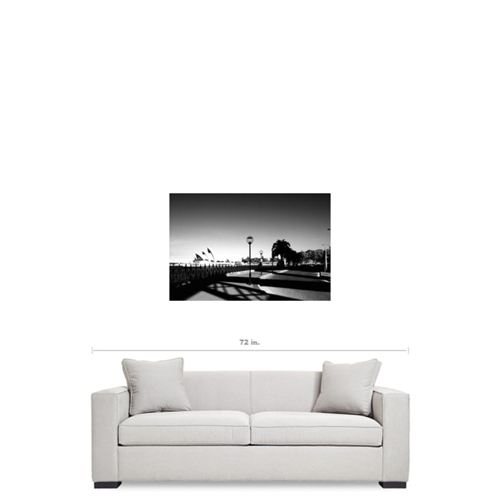 Black & White Sydney Photography - Amazing Wall Decoration - Art Beauty Fashion