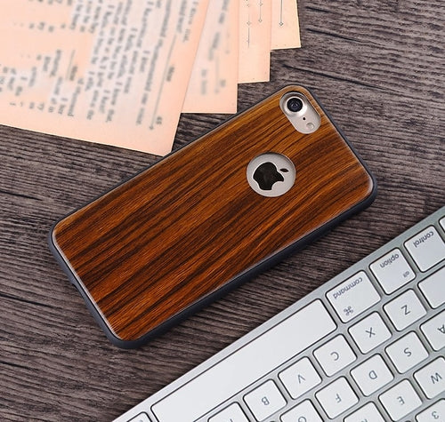 Bright Wood Surface iPhone Case - Art Beauty Fashion