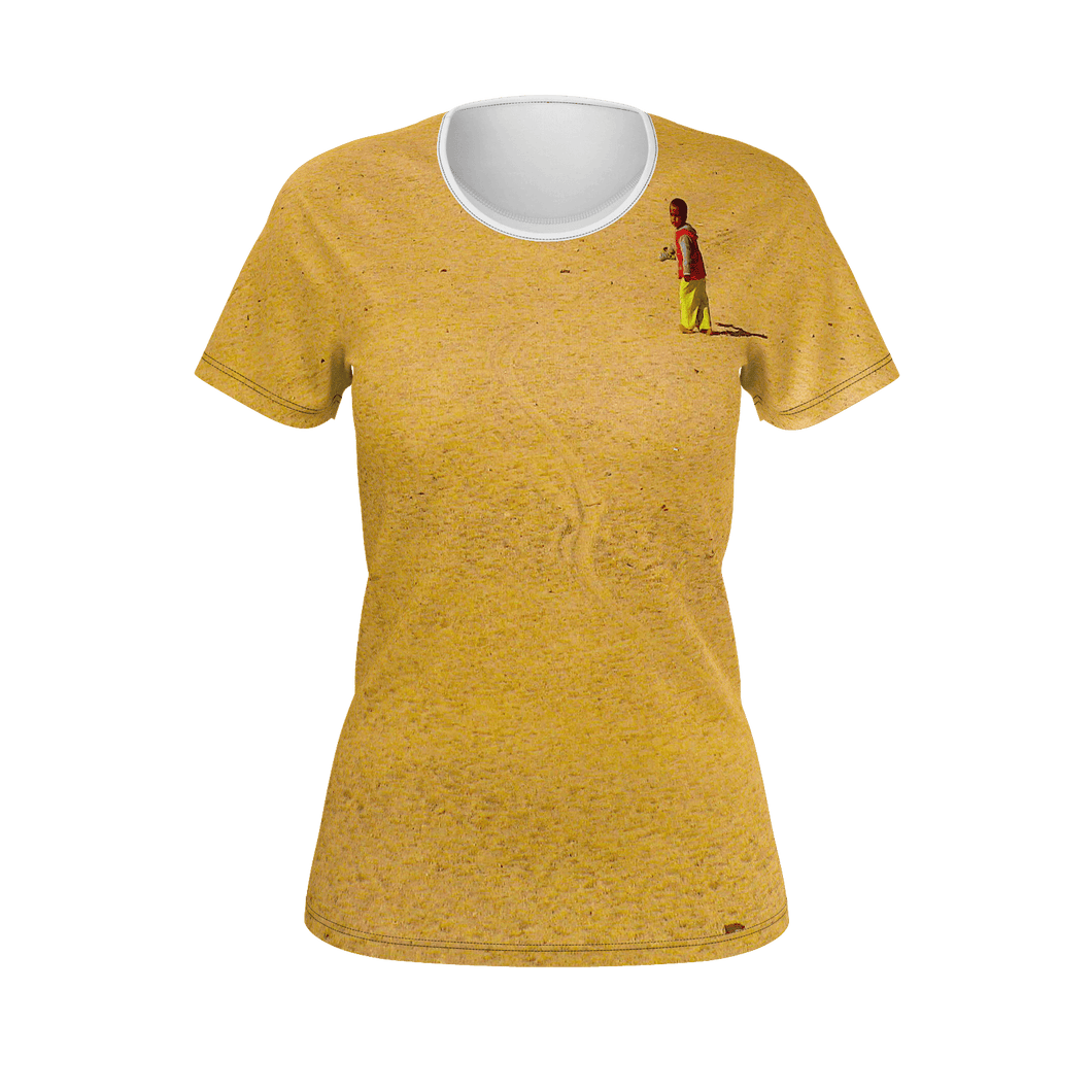 Bedouin Child Designer T-Shirt - Art Beauty Fashion