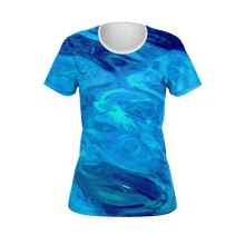 Water Study Designer T-Shirt - Art Beauty Fashion