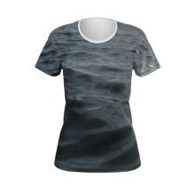 Water Style Study Designer T-Shirt III - Art Beauty Fashion