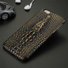 3D Crocodile iPhone Case - Art Beauty Fashion