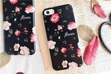Black Rose iPhone Case - Art Beauty Fashion