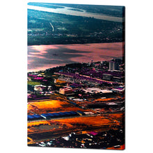 Mekong - River Phnom Penh, Cambodia - Canvas - Art Beauty Fashion