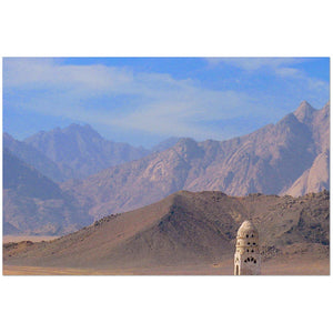 Desert Study - Premium Canvas Gallery Wrap - Art Beauty Fashion