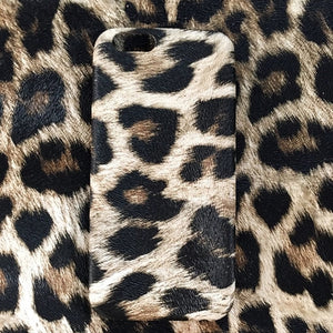Leopard iPhone Case - Art Beauty Fashion