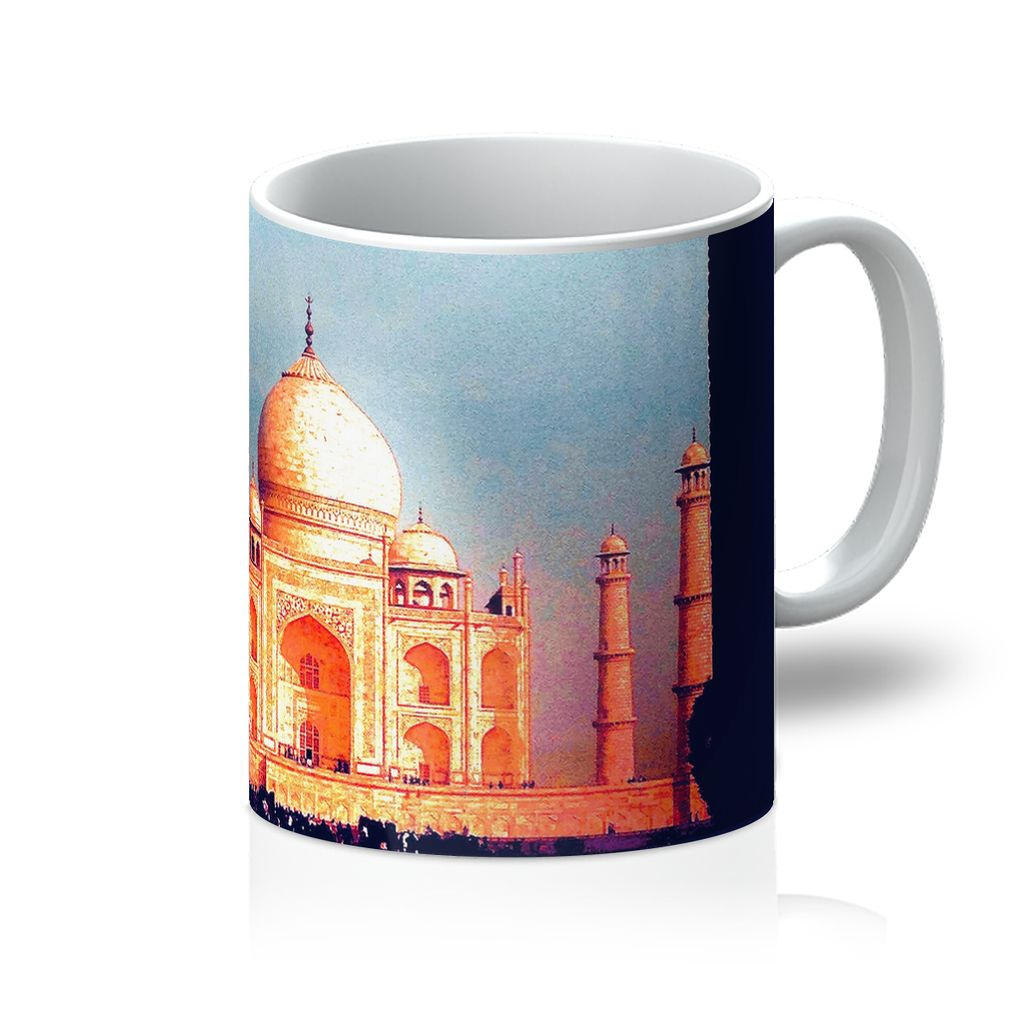 Taj Mahal - Mug - Art Beauty Fashion