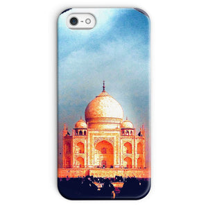 Taj Mahal Phone Case - Art Beauty Fashion