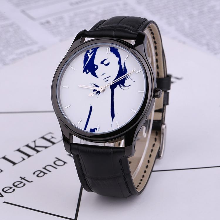 30 Meters Waterproof Designer Fashion Watch with a beautiful naked woman - Art Beauty Fashion