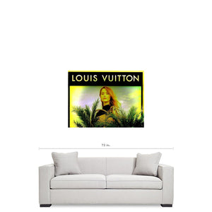 Louis Vuitton Modern Art Piece - Canvas - Art Beauty Fashion
