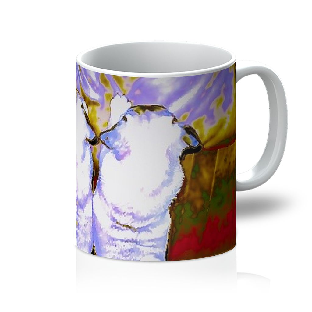 Sweet Pugs - Mug - Art Beauty Fashion