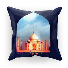 Taj Mahal Cushion - Art Beauty Fashion