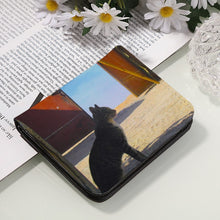 PU Leather Multi-Card Short Bifold Wallet - Art Beauty Fashion