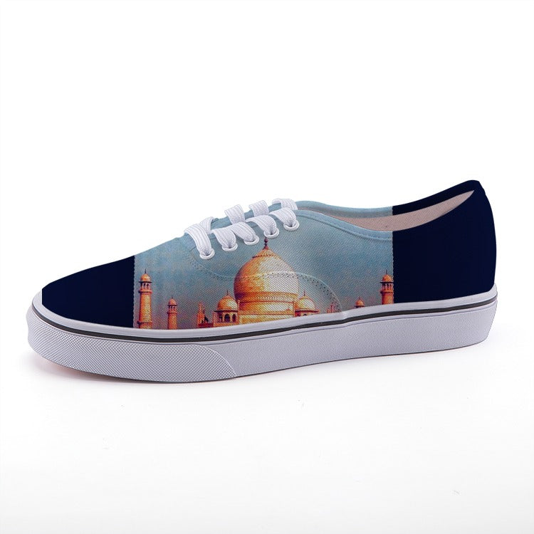 Indian - Low-top fashion canvas shoes - Art Beauty Fashion