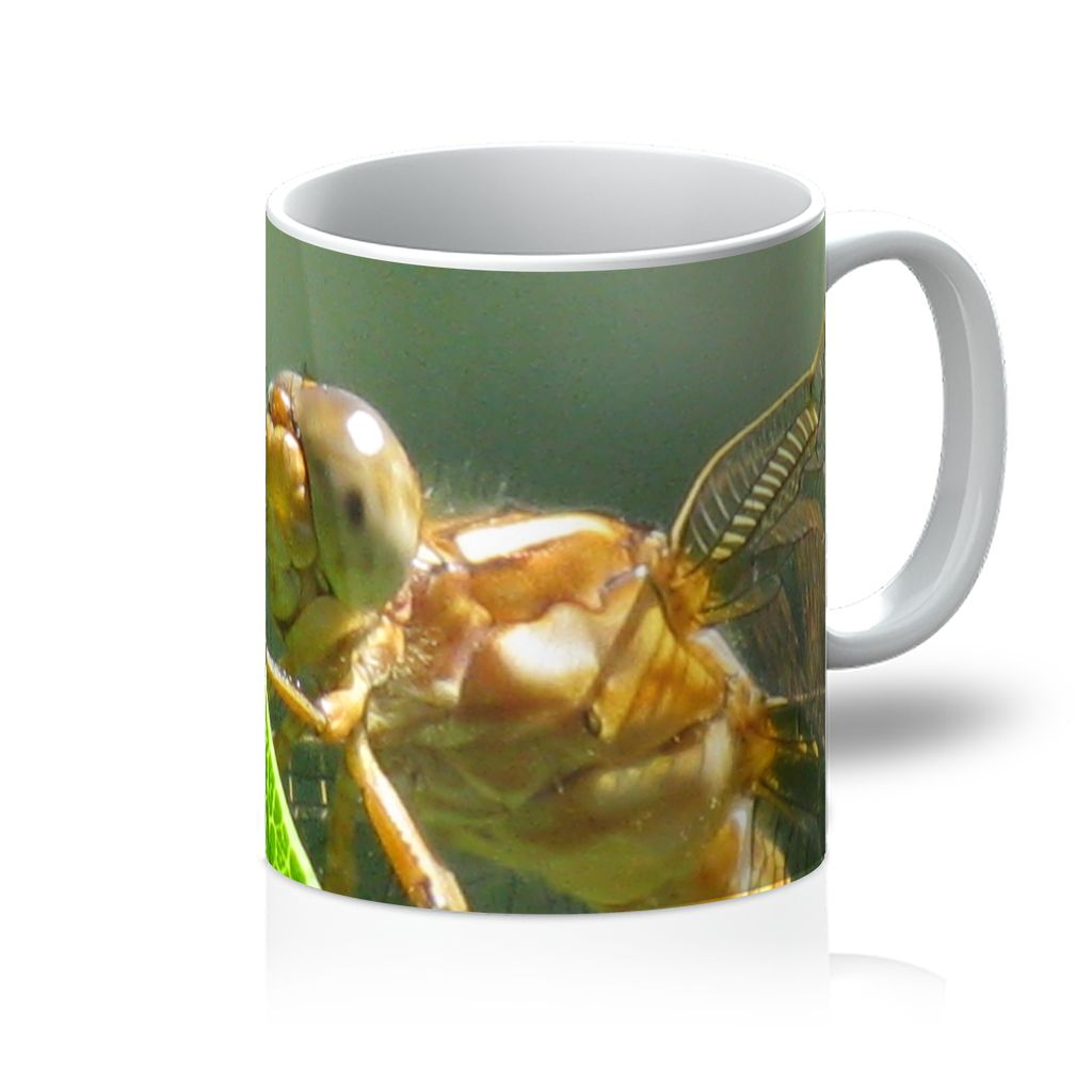 Dragonfly - Mug - Art Beauty Fashion