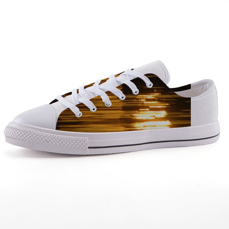 Low-top fashion Designer Shoes - Art Beauty Fashion