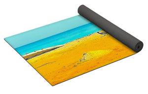 Beach Study  - Yoga Mat - Art Beauty Fashion
