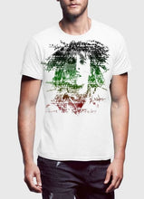 Bob Marley Amplified Depth Black Half Sleeve Men - Art Beauty Fashion