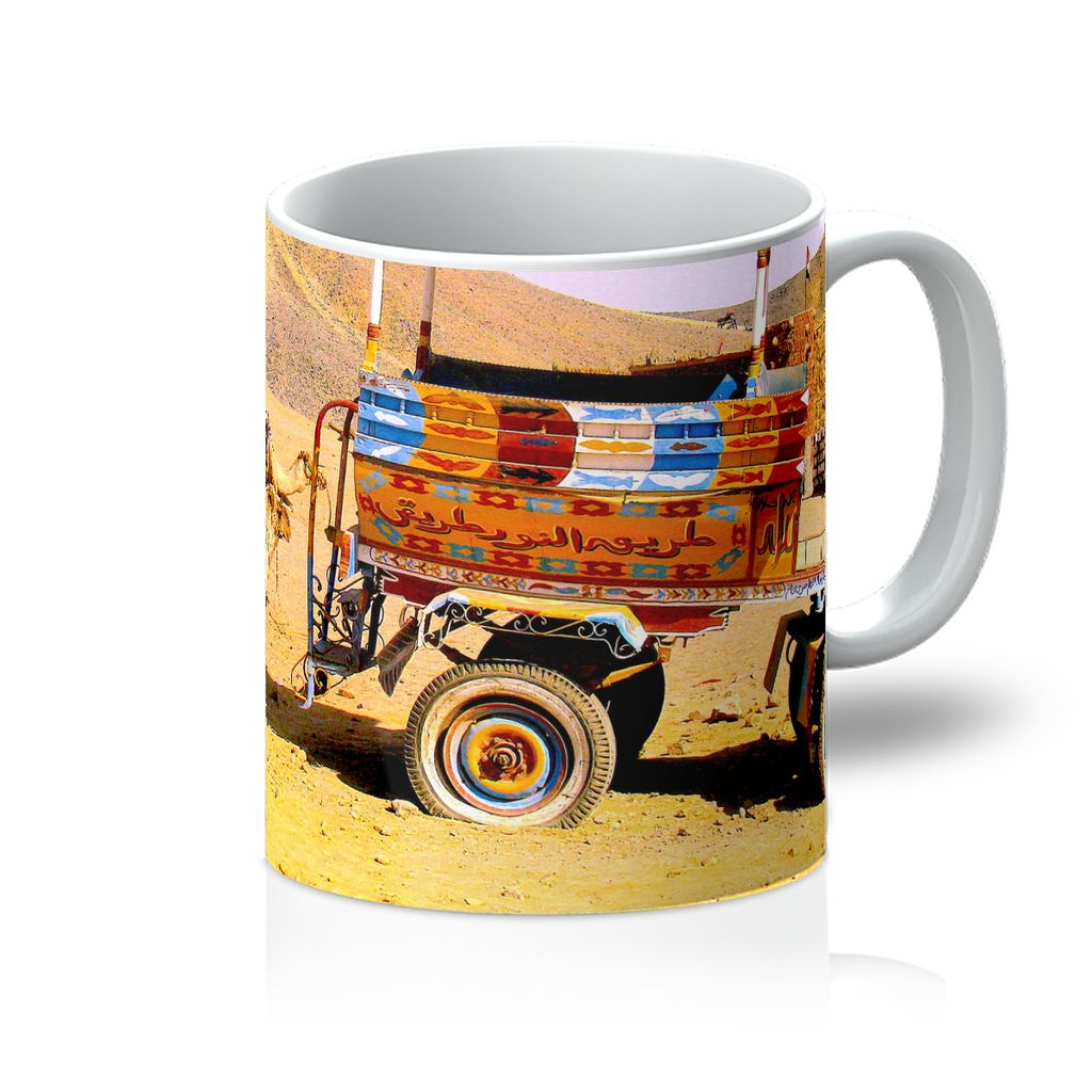 Desert Camel Mug - Art Beauty Fashion