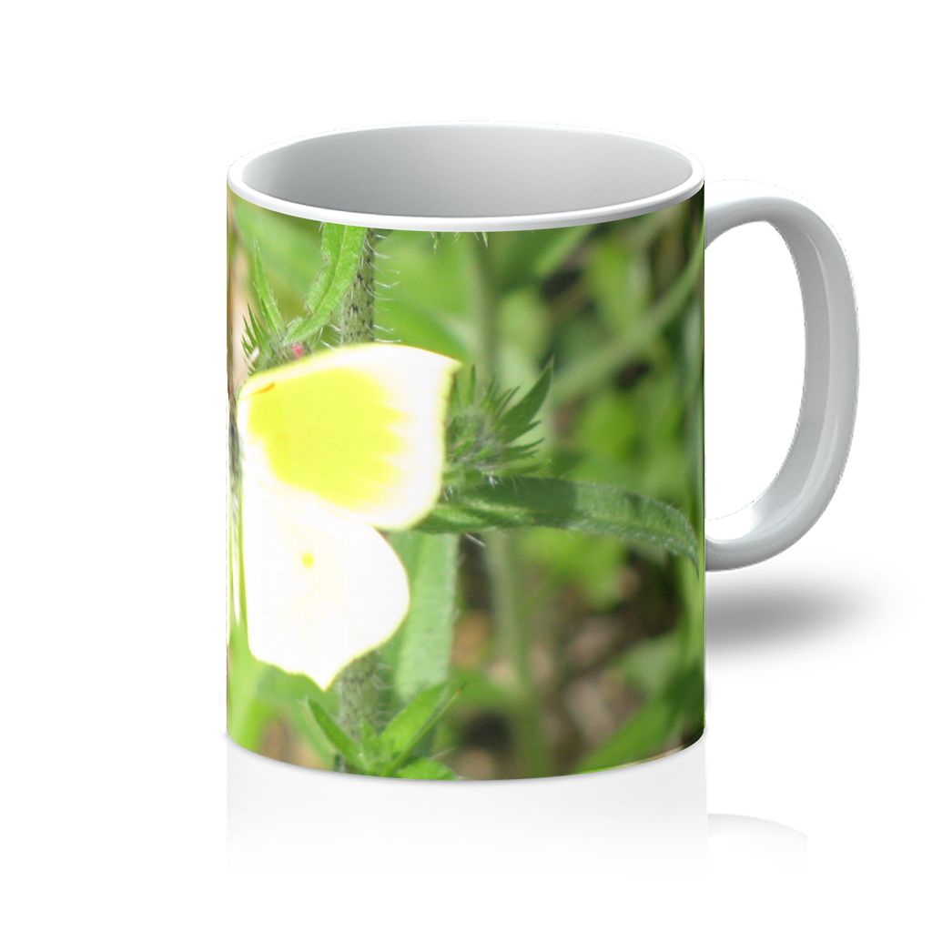 Cute Mug for everyday with a Butterfly - Mug - Art Beauty Fashion