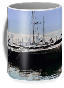 Boat Harbour Study  - Mug - Art Beauty Fashion