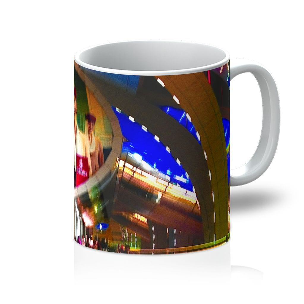 Emirates Mug - Art Beauty Fashion