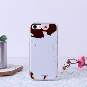Sexy Girl - Bumper Soft and Premium Flexible TPU Cover Case for iPhone 7 /iPhone 8 - Art Beauty Fashion
