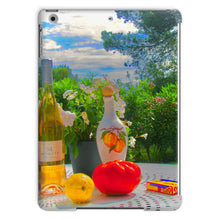 Summer Style Study - Tablet Case - Art Beauty Fashion