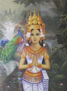 Cambodian Art - Art Beauty Fashion