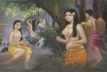 Load image into Gallery viewer, Cambodian Art - Art Beauty Fashion