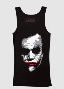 Heath Joker Tank Top - Art Beauty Fashion
