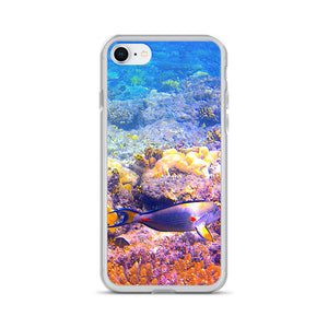 Red Sea Under Water World - iPhone Case - Artphotography - NEW