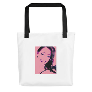 Make a Fashion statement with this designer tote bag - Art Beauty Fashion