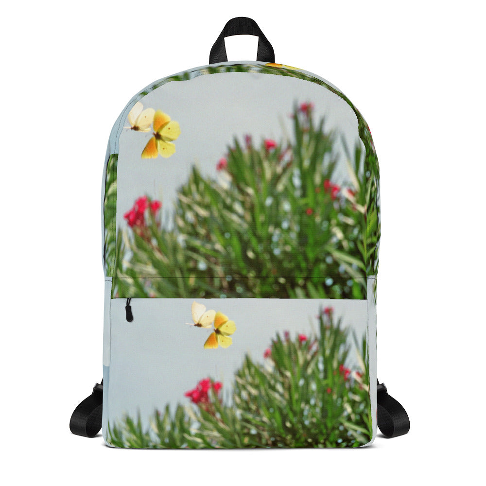 Butterflies in Love - Romantic Backpack for the ladies - Art Beauty Fashion