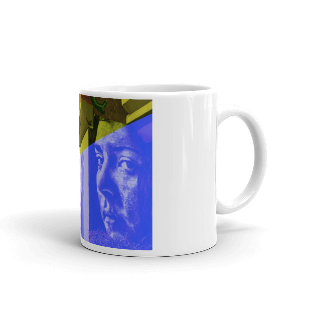 Artistic Berlin Girl - Mug - Art Beauty Fashion