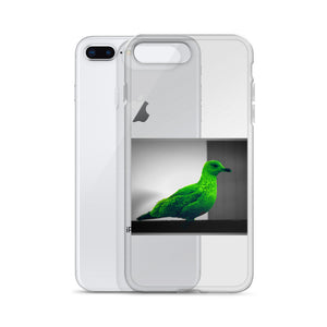 Dutch Green Seagull Study - iPhone Case - Art Beauty Fashion