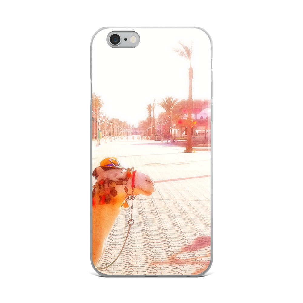 Happy Camel - iPhone Case - Art Beauty Fashion