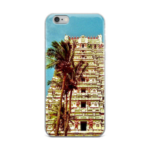 Indian Temple - Style Study iPhone Case - Art Beauty Fashion