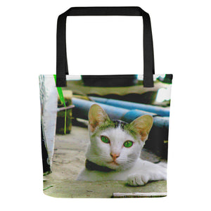 Cat - Tote bag for the cat lovers - Art Beauty Fashion