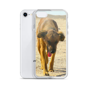 Desert Dog - iPhone Case - Art Beauty Fashion