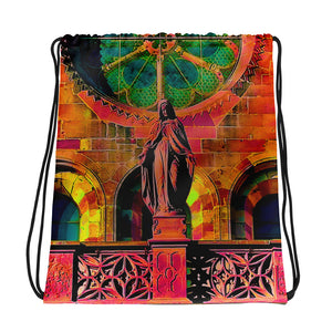 Artistic Maria - Drawstring bag - Art Beauty Fashion