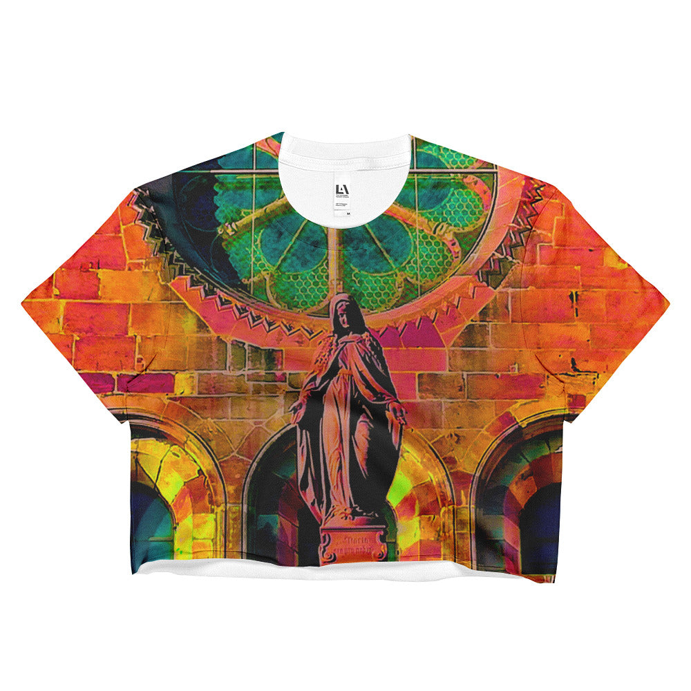 Ladies Crop Top - Art Beauty Fashion