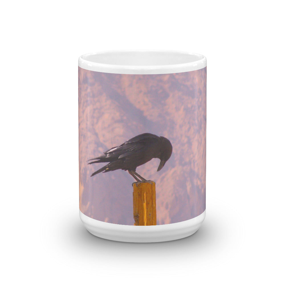 Craw. Artistic Mug - Art Beauty Fashion