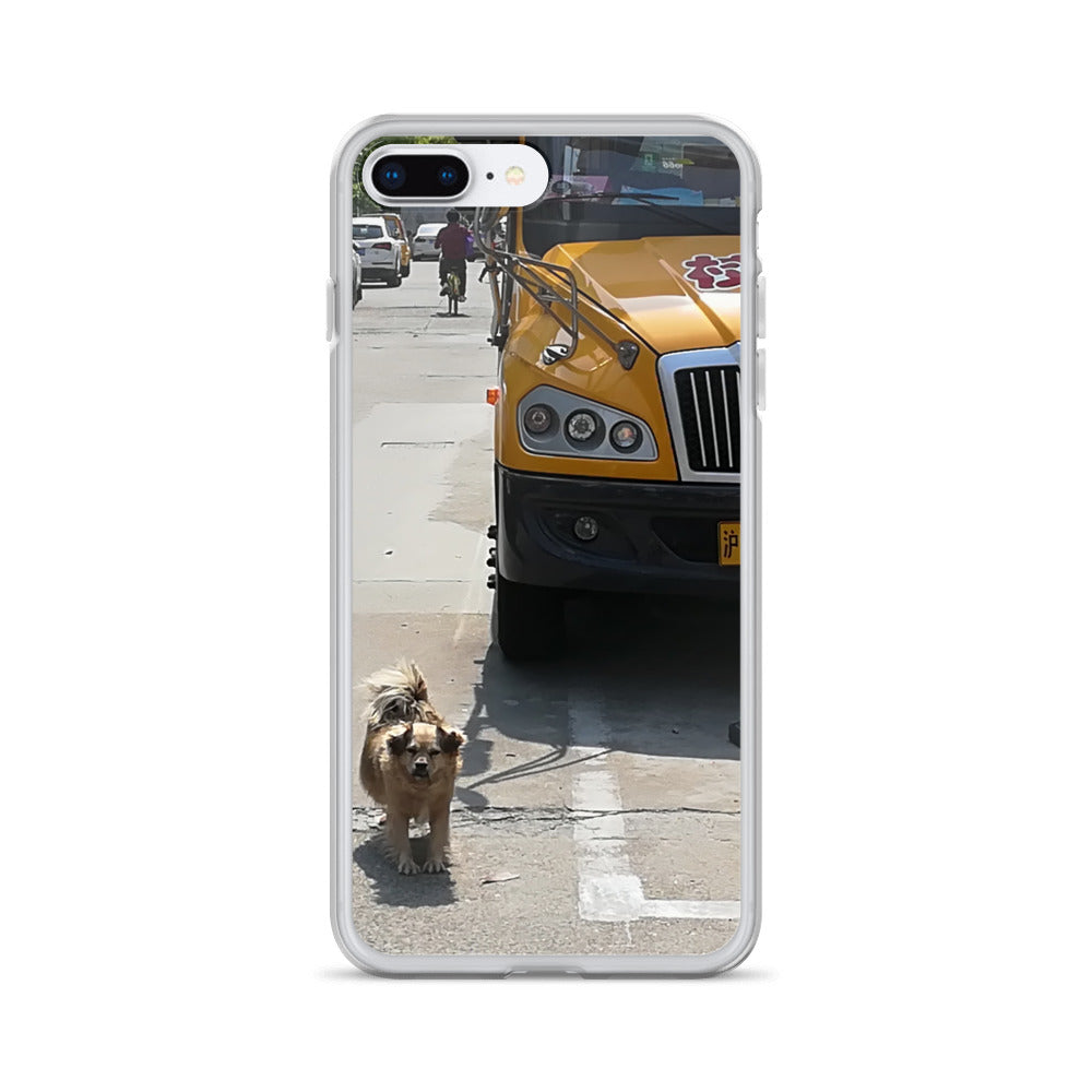 Street Dog - iPhone Case - Art Beauty Fashion