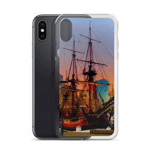 Sydney Harbour Boat Study - iPhone Case - Art Beauty Fashion