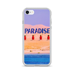 Fell like in Paradise with this beach paradise iPhone Case - Art Beauty Fashion