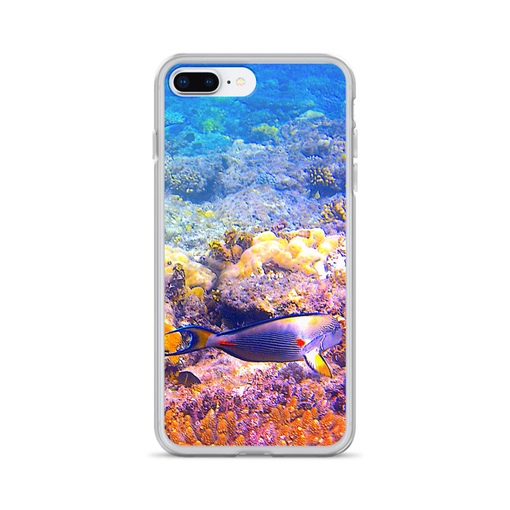 Red Sea Under Water World - iPhone Case - Art Beauty Fashion